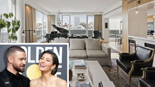 Justin Timberlake and Jessica Biel Sell NYC Penthouse to the Tune of $6M