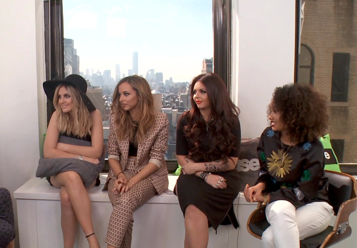 "Shows: Trending 10: It's ""Snuggle Time"" When Little Mix Put on Their Onesies"