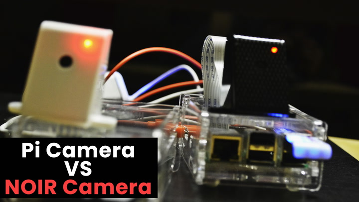 Raspberry Pi Camera vs NOIR Camera