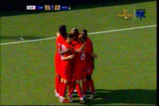Canadá debuta goleando a Martinica en su debut en la Copa Oro