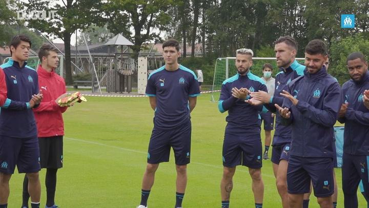 Leonardo Balerdi meets his new OM team-mates