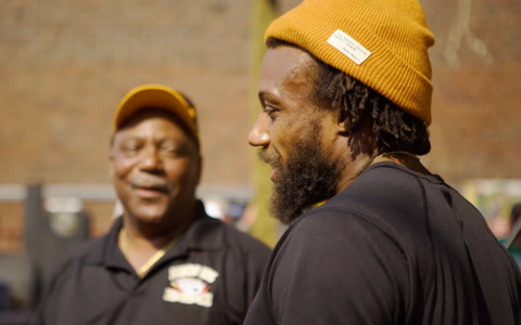 Eric Berry Finds Strength Through Father's Cooking
