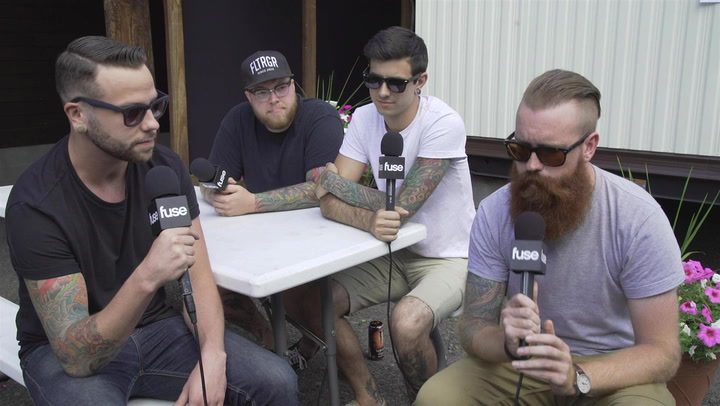 The Color Morale Discuss Their New Album, Desolate Divine