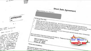 Short Sale to Bankruptcy Success Story