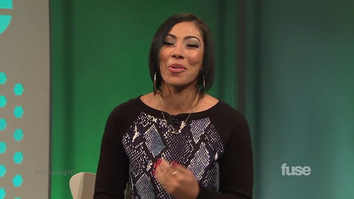 Shows: Trending 10: Mila J Interview (10/30/14)