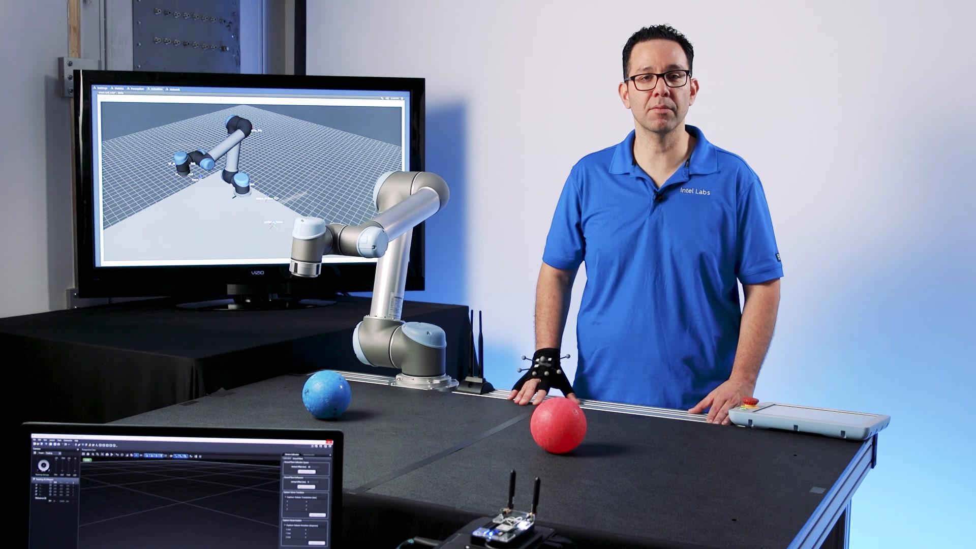 Chapter 1: Intel Labs Wireless Robotics Demonstration