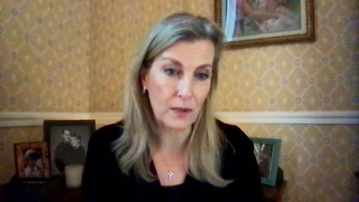 The Countess of Wessex discusses the importance of gender equality at a grassroots level