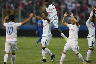 ¡Olimpia está llegando a la final con goles de Benguché, Alvarado y Deybi!