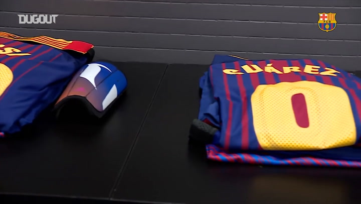 Behind the scenes: Barça's draw with Celta Vigo!