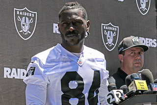 Vegas Nation Mailbag: Antonio Brown Goes After Mike Mayock, MNF preview