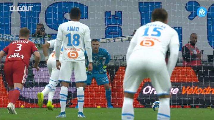 All Dimitri Payet's goal vs Lyon with Marseille