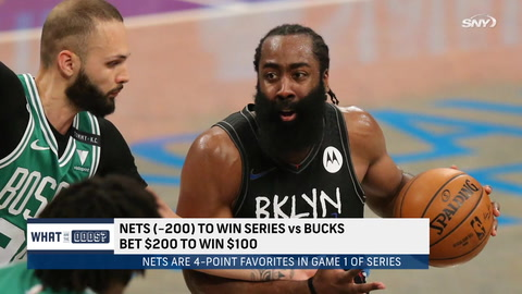 Which Nets superstar will be most important in beating Bucks?