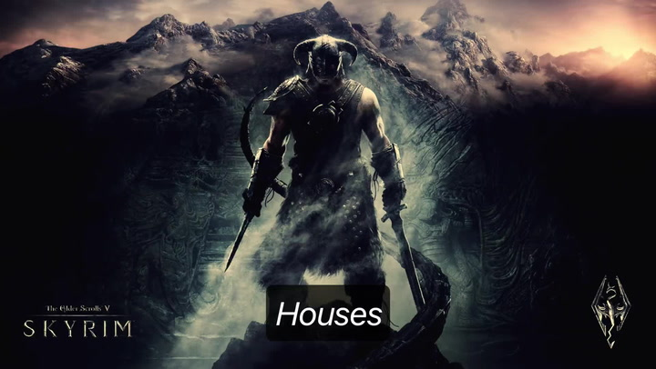 Skyrim: What are Houses?