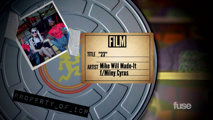 "Shows: ICP Theater: ""23"" Mike Will Made-It ft. Miley Cyrus"