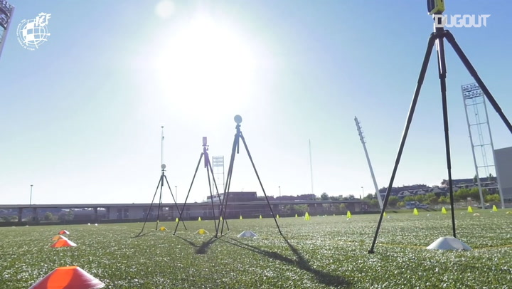 Fitness tests for referees ahead of LaLiga's 2020/21 season
