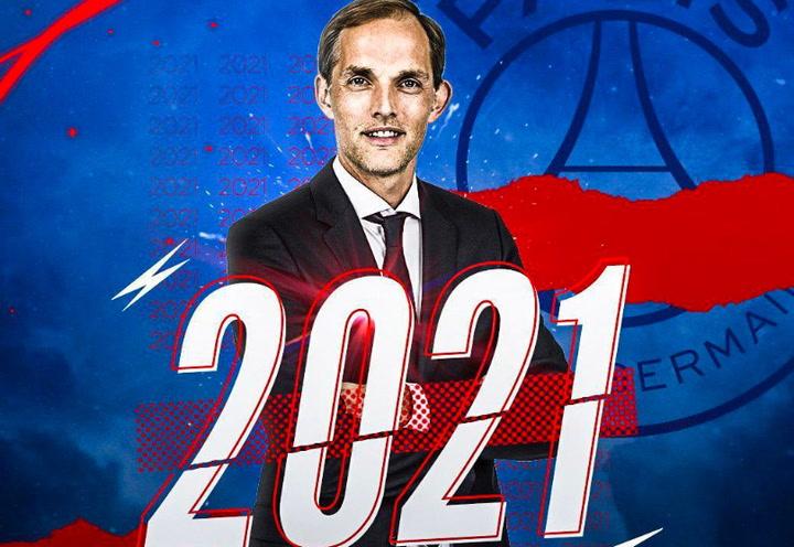 El PSG renueva a Tuchel hasta 2021