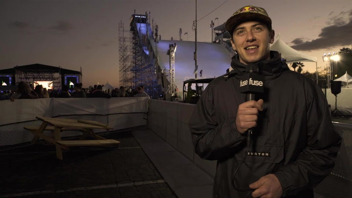 Mark McMorris Talks Snowboarding In Los Angeles