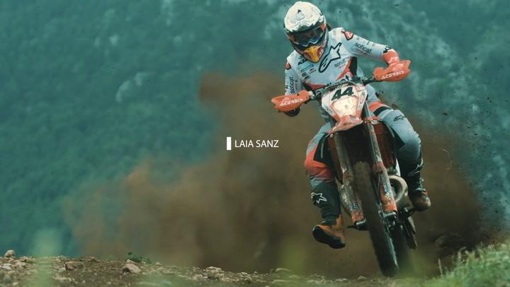 Así entrena Laia Sanz para la Red Bull Hare Scramble