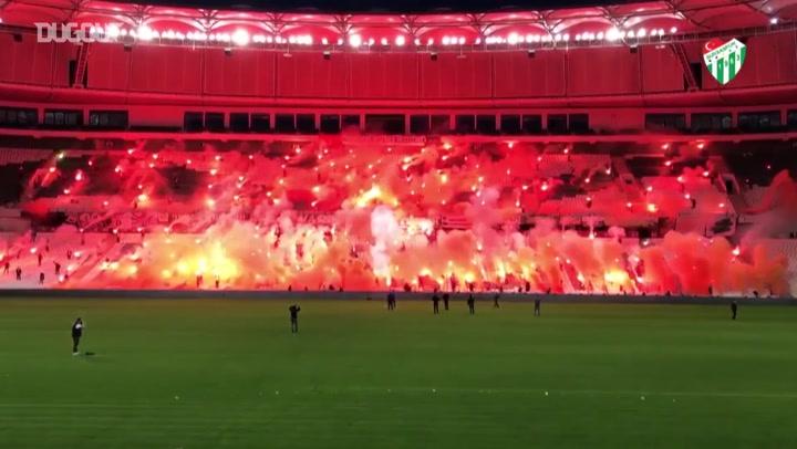 Bursaspor 57 Yaşında!