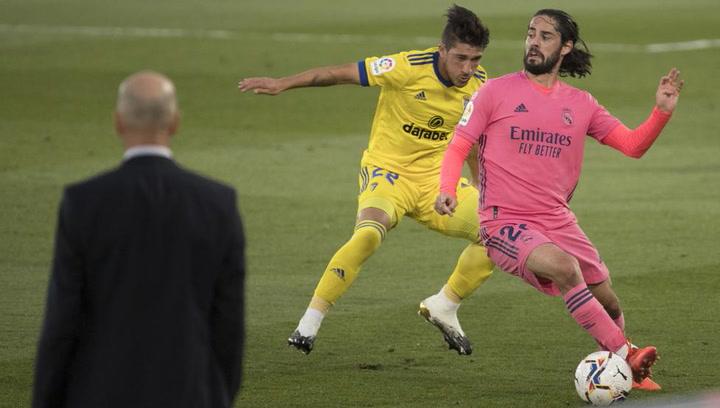 """""""Isco quiere probar en otra Liga"""""""