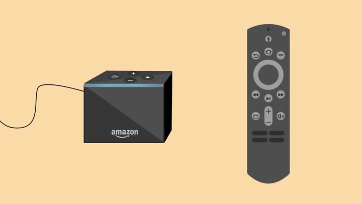 Preview image of Amazon Fire 2nd Generation TV Cube video