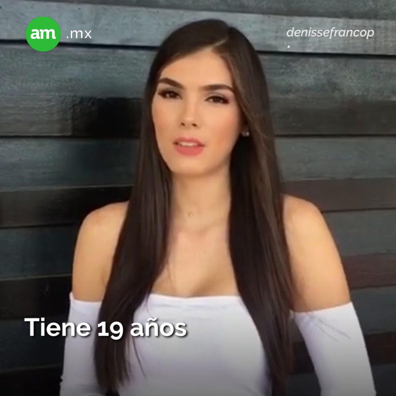Denisse Franco, la mexicana que busca ser Miss Universo