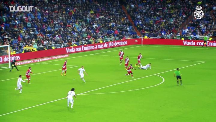 ٣٠٠ مباراة لتوني كروس مع ريال مدريد