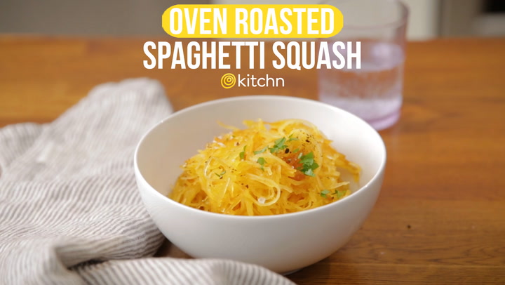 How big is a medium spaghetti squash for What to make with spaghetti squash