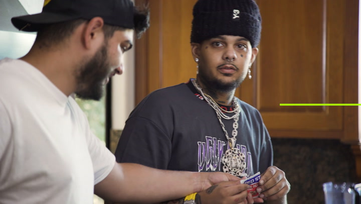 Smokepurpp Attempts to Make A Deep Dish Pizza With No Instructions