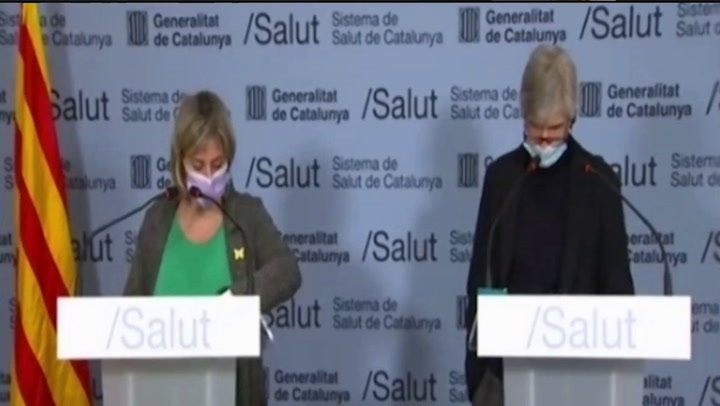 Las medidas de confinamiento en Catalunya se han prorrogado