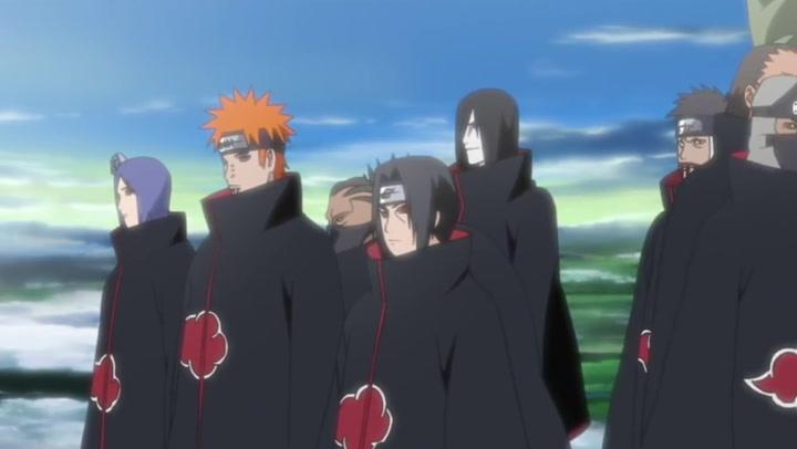 Naruto Profile: Akatsuki