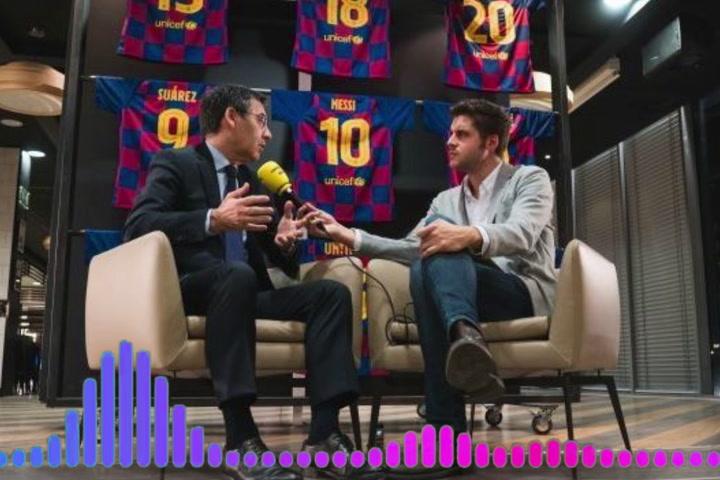 """Bartomeu: """"Valverde tiene contrato hasta 2021, pero la próxima primavera hay la opción de la cláusula de salida"""