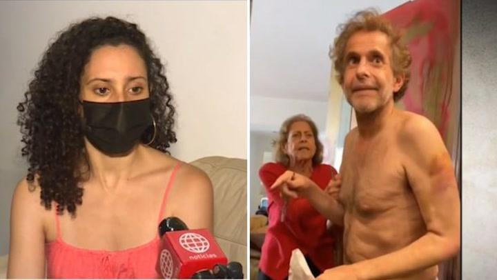"Danna Ben Haim considera un ""peligro"" a Jaime Cillóniz"