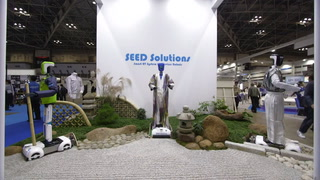 Robots al servicio de la mano de obra en Japón