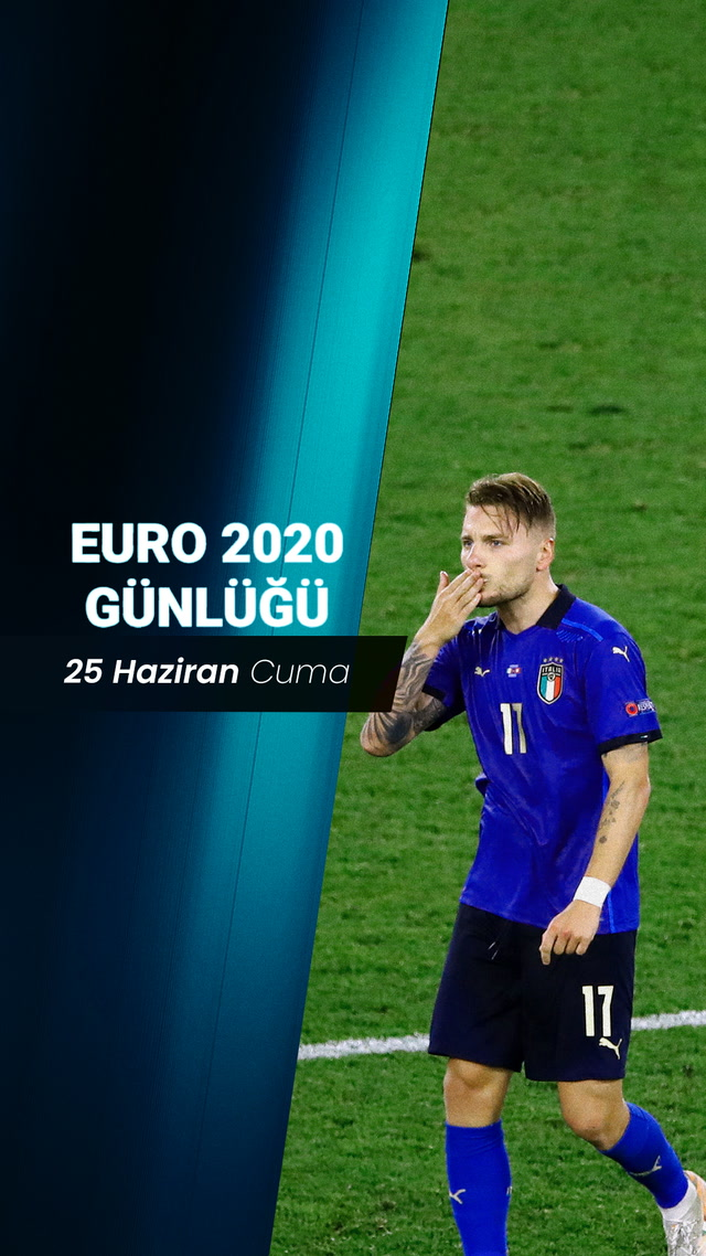 EURO 2020 Günlüğü - 26 Haziran
