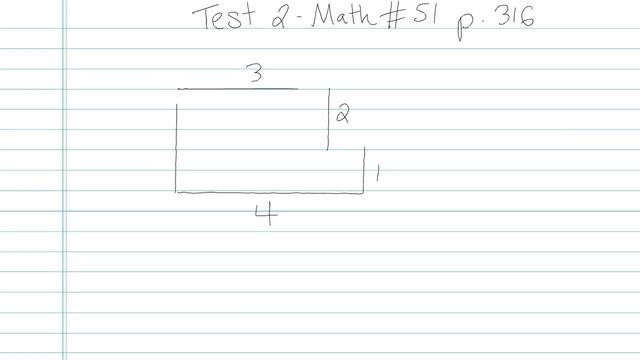Test 2 - Math - Question 51