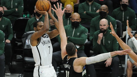 What are the chances that the Nets win Game 7 over the Bucks?