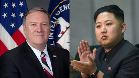 CIA Chief Met  with Kim Jong-un