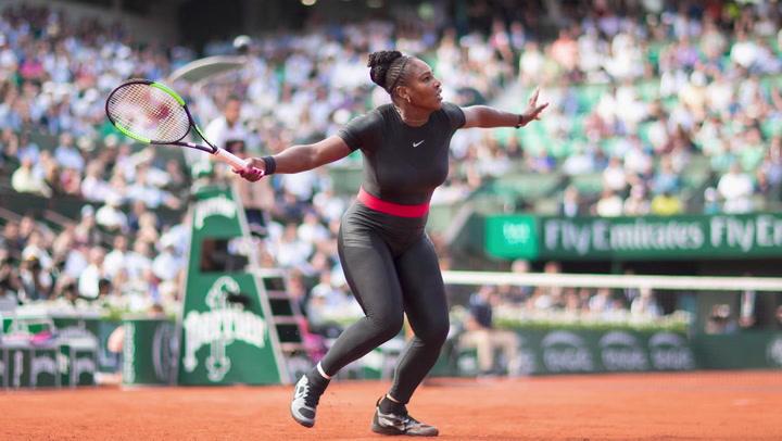 Serena Williams, Sky Brown