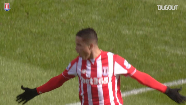 Afellay and Arnautovic combine to open scoring against Swansea