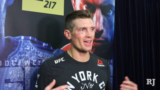 Stephen Thompson wants the winner of Dos Anjos vs. Lawler