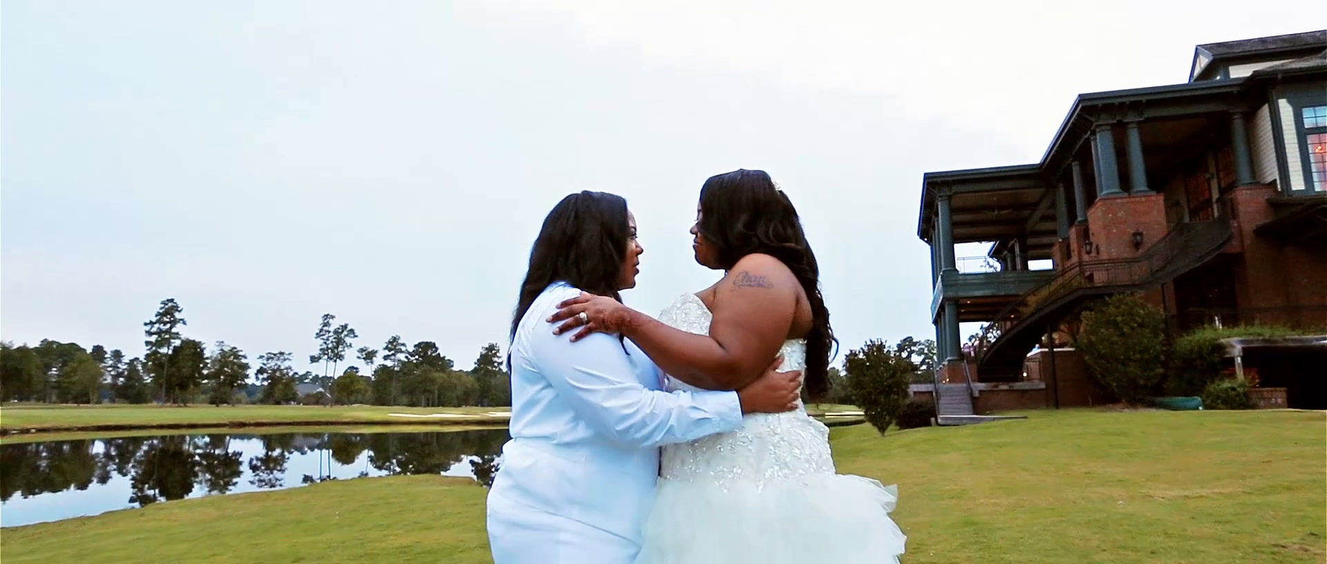 Chandra + LeighAnna | Wallace, North Carolina | River Landing