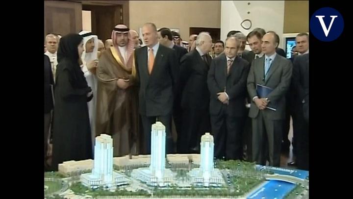 La Zarzuela confirma que el rey Juan Carlos está en Emiratos Árabes Unidos
