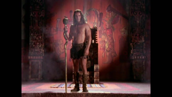 Tarzan and the Return of Kukulcan