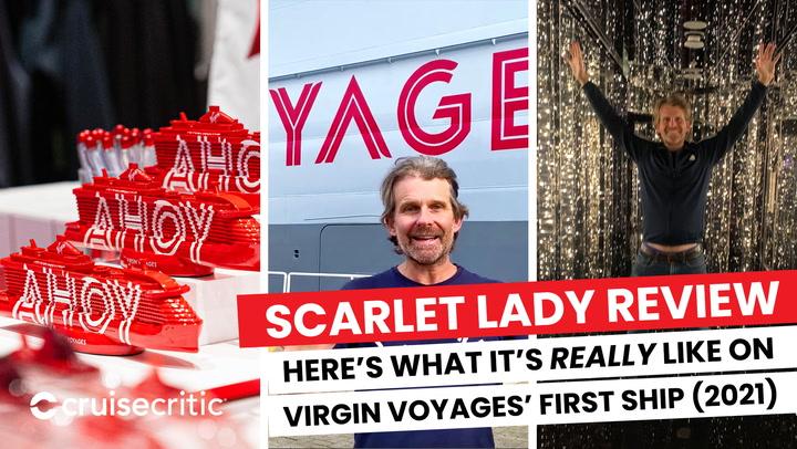 Scarlet Lady Video Ship Review (2021)