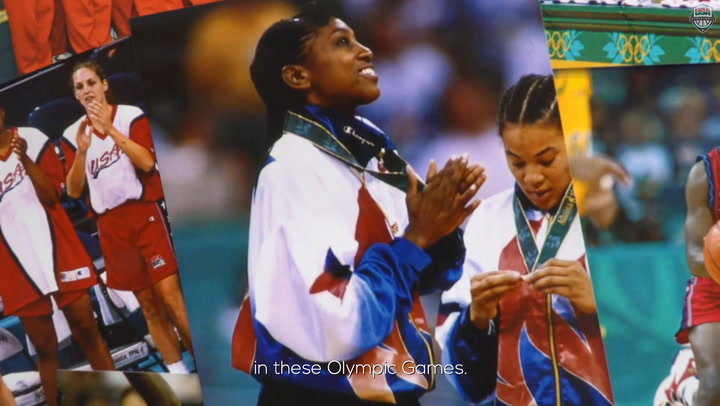 Rewind: A Look Back At The 1996 U.S. Olympic Team.