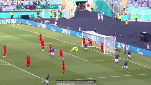 Italia 1-0 Gales (Eurocopa)