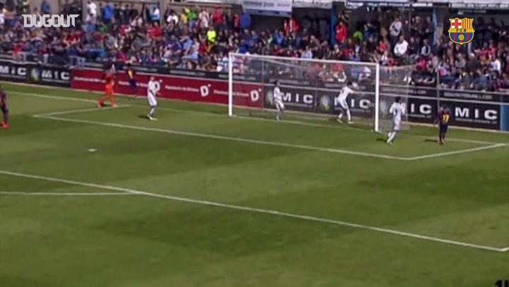 Ansu Fati brilha contra o Real Madrid nas categorias de base; relembre