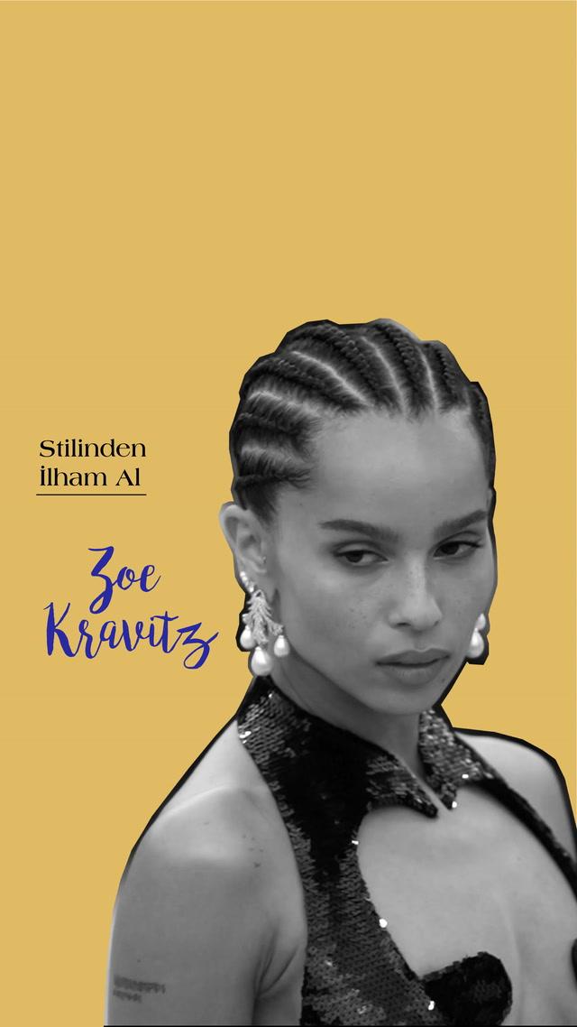 Stilinden İlham Al - Zoe Kravitz