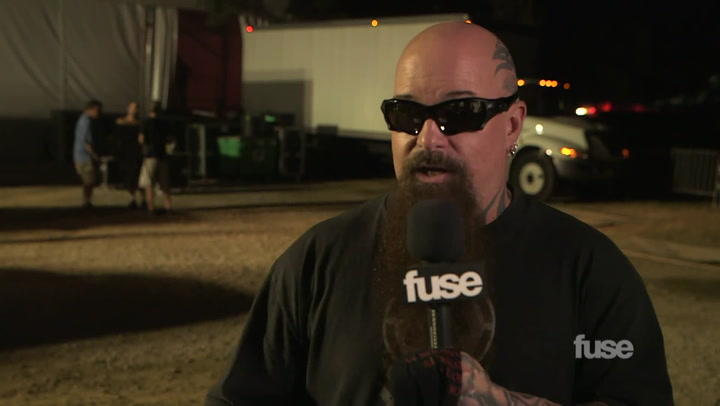 Bonnaroo 2015: Kerry King Of Slayer On New Album, Out September 11 2015